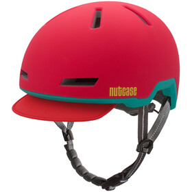 Nutcase Tracer Bike Helmet red